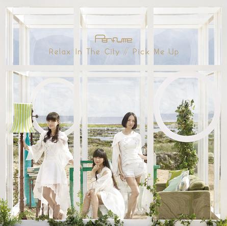 シングル「Relax In The City / Pick Me Up」【完全生産限定盤】(CD+DVD) (okmusic UP's)