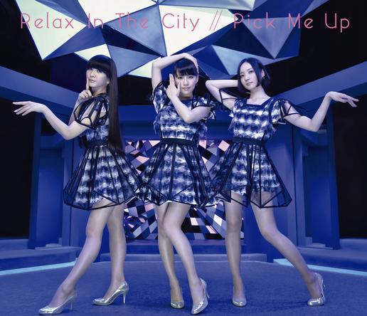 シングル「Relax In The City / Pick Me Up」【初回盤】(CD+DVD) (okmusic UP's)
