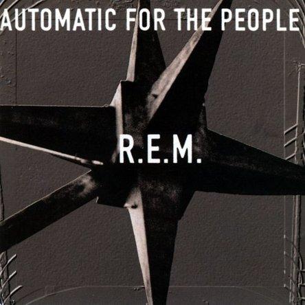 『Automatic for the People』のジャケット画像 (okmusic UP\'s)
