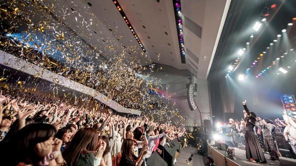 12月31日@渋谷公会堂 photo by 釘野孝宏、塚本健介 (okmusic UP\'s)
