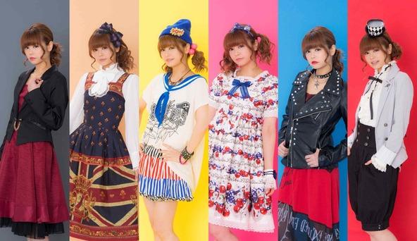 池田 彩が6つのファッションブランドとコラボ (okmusic UP's)