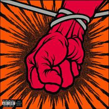 「St.Anger」('03)/METALLICAのジャケット画像 (okmusic UP's)