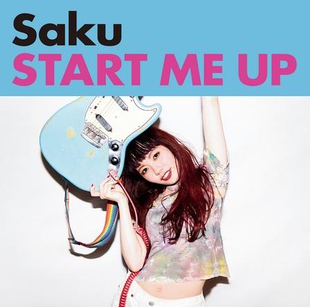 シングル「START ME UP」 (okmusic UP's)