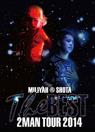 DVD『THE BEST 2 MAN TOUR 2014』 (okmusic UP's)