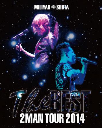 Blu-ray『THE BEST 2 MAN TOUR 2014』 (okmusic UP's)