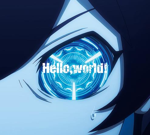 シングル「Hello,world! / コロニー」【期間限定盤】  (okmusic UP's)