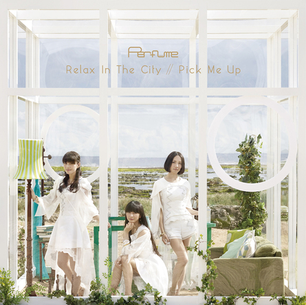 シングル「Relax In The City / Pick Me Up」【完全生産限定盤】(CD+DVD)  (okmusic UP's)