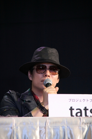 「イケVプロジェクト」プロデューサー tatsuo (okmusic UP's)