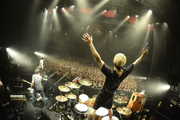 12月1日@新木場STUDIO COAST photo by 橋本塁(SOUND SHOOTER) (okmusic UP\'s)