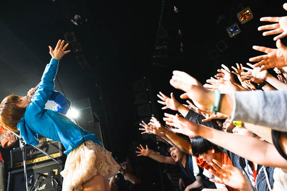 1月5日(日)@東京・LIQUIDROOM (okmusic UP\'s)