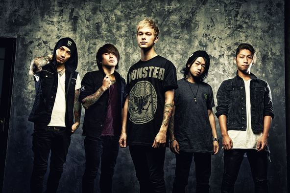 coldrain (okmusic UP's)