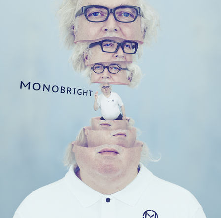 アルバム『MONOBRIGHT three』 (okmusic UP's)