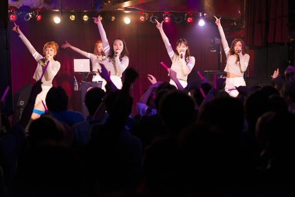 4月26日(日)@渋谷CHELSEA HOTEL(Carat) (okmusic UP\'s)