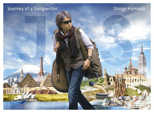 アルバム『Journey of a Songwriter ~ 旅するソングライター』【完全生産限定盤】 (okmusic UP's)