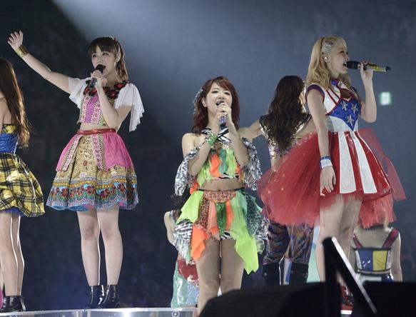 4月29日(水)@さいたまスーパーアリーナ (okmusic UP's)