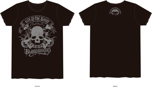 VAMPSトレーラースペシャルBOX仕様 Tシャツ (okmusic UP's)