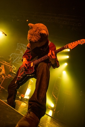 4月30日(木)@Zepp Tokyo(MAN WITH A MISSION) (okmusic UP's)