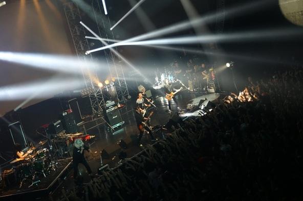 4月30日(木)@Zepp Tokyo (okmusic UP's)