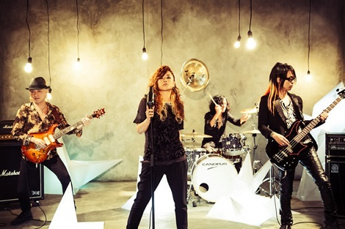 the Badasses「Scream of Butterfly」MV (okmusic UP\'s)