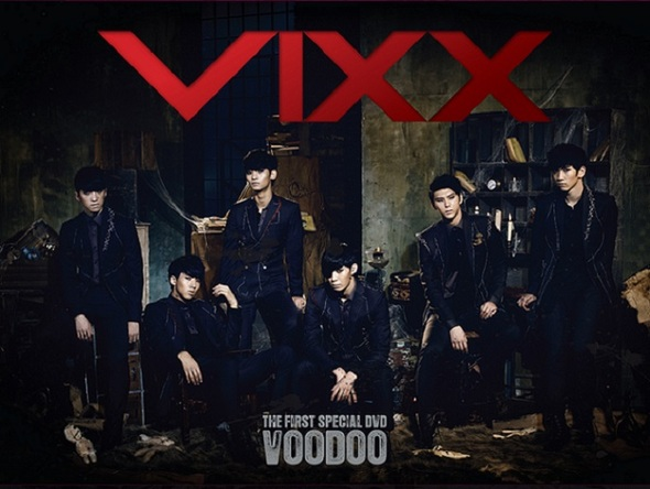 DVD『VOODOO』 (okmusic UP\'s)