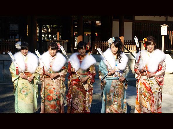 乃木坂46 新成人メンバーによる成人式の模様@乃木神社(1) (okmusic UP\'s)