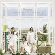 Perfume「Relax In The City」のジャケット画像