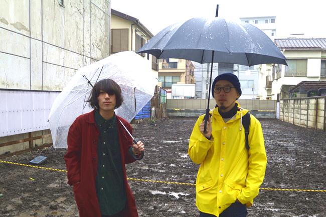 橋本薫(Helsinki Lambda Club)×下岡晃(Analogfish)