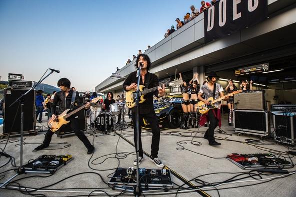 5月2日(土)@富士スピードウェイ (okmusic UP's)