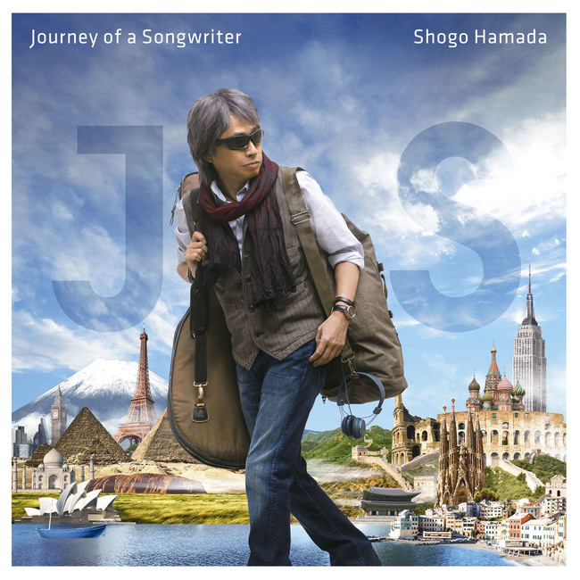 アルバム『Journey of a Songwriter ~ 旅するソングライター』【完全生産限定盤】(CD+特典CD+特典映像 ※Blu-ray DiscまたはDVD)