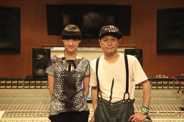 シシド・カフカ×渡辺俊美(TOKYO No.1 SOUL SET) (okmusic UP's)