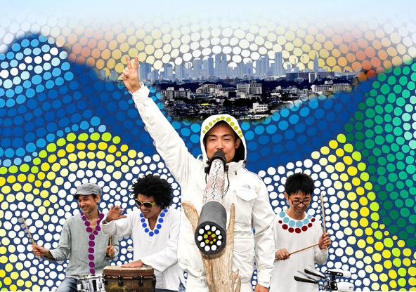GOMA & The Jungle Rhythm Section (okmusic UP's)