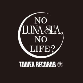 LUNA SEA × TOWER RECORDS (okmusic UP's)