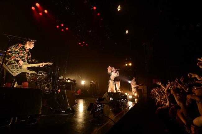 5月8日(土)@赤坂BLITZ