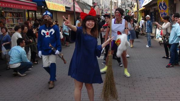 5月10日@『第60回記念 赤羽馬鹿祭り』 (okmusic UP's)