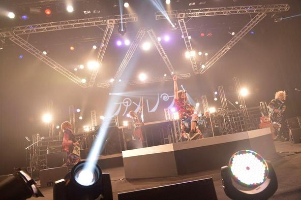 【カメレオ】1月11日(土)@日本青年館 photo by 江隈麗志 (okmusic UP\'s)
