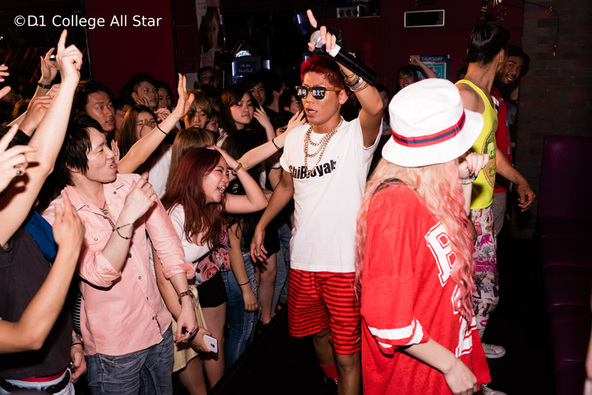 4月29日@BRAND TOKYO (okmusic UP's)