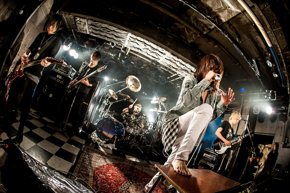 5月10日(日)@新宿LOFT (okmusic UP's)