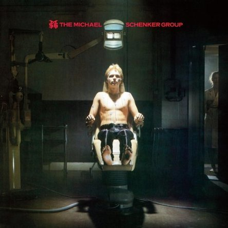 『The Michael Schenker Group』のジャケット画像 (okmusic UP\'s)
