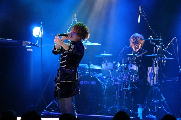 5月15日@新宿BLAZE (okmusic UP's)