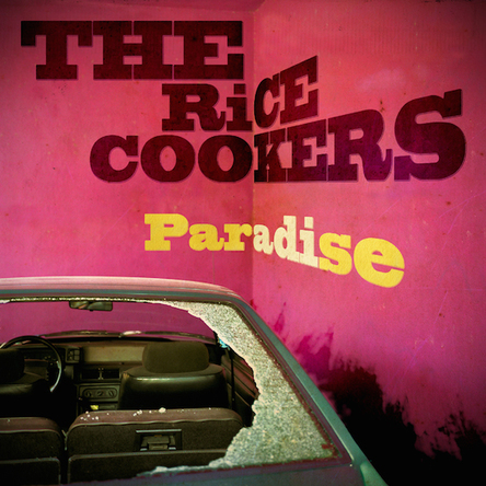 E.P.「Paradise」 (okmusic UP's)