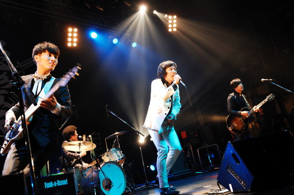"5月17日(日)@『大怒髪展 2015 ""歌の歓楽街""』 (okmusic UP's)"