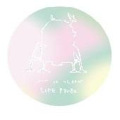 タワーレコード用「LIFE PROBE」オリジナル缶バッヂ (okmusic UP's)
