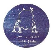TSUTAYA RECORDS用「LIFE PROBE」オリジナル缶バッヂ (okmusic UP's)