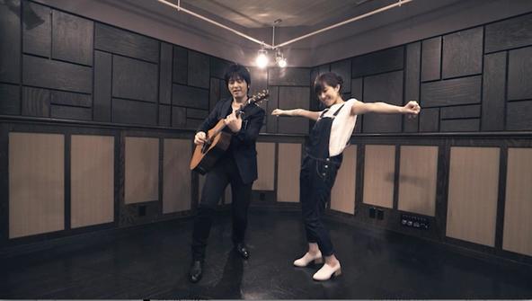 「あったかいんだからぁ♪ feat. 押尾コータロー、クマムシ佐藤」MVより (okmusic UP's)