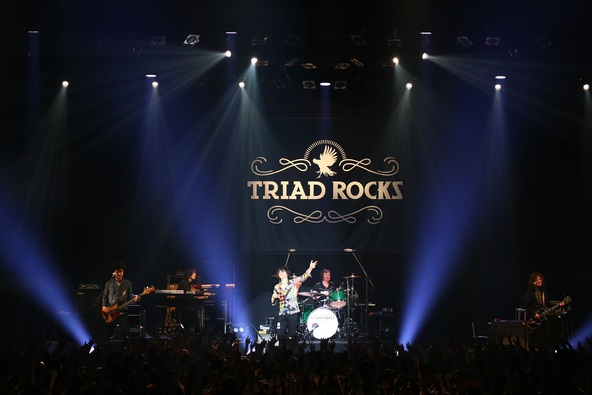 5月19 日@「TRIAD ROCKS–Columbia vs Triad-」(吉井和哉) (okmusic UP's)