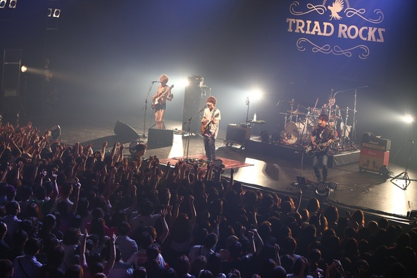 5月19 日@「TRIAD ROCKS–Columbia vs Triad-」(グッドモーニングアメリカ) (okmusic UP's)