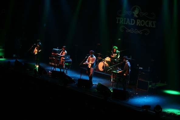 5月19 日@「TRIAD ROCKS–Columbia vs Triad-」(Czecho No Republic) (okmusic UP's)