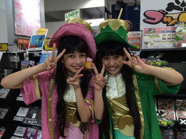 5月20日@HMVグランフロント大阪店 (okmusic UP's)
