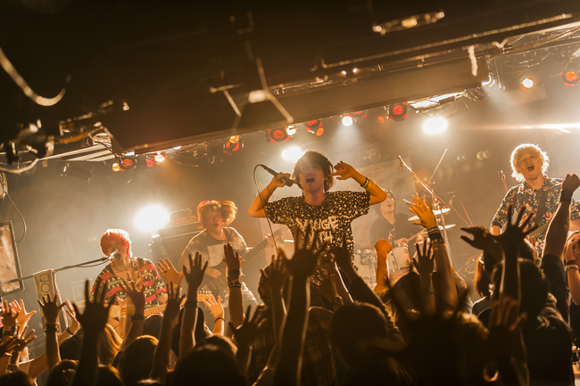 "『ReVision of Sence presents""リビフェス""TOKYO』@渋谷Milkyway"