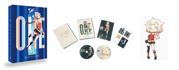 『ONE -ARIA ON THE PLANETES- STARTER PACK』 (okmusic UP's)
